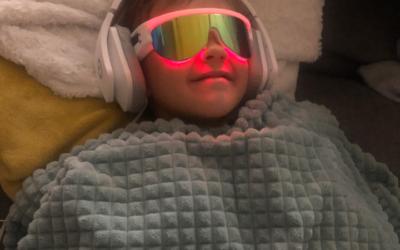 Psio: les lunettes de luminothérapie au service de la relaxation